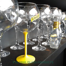 Schweppes Gin-Tonic Balloon Glass